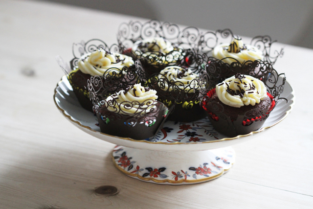 Chocolate cup cakes