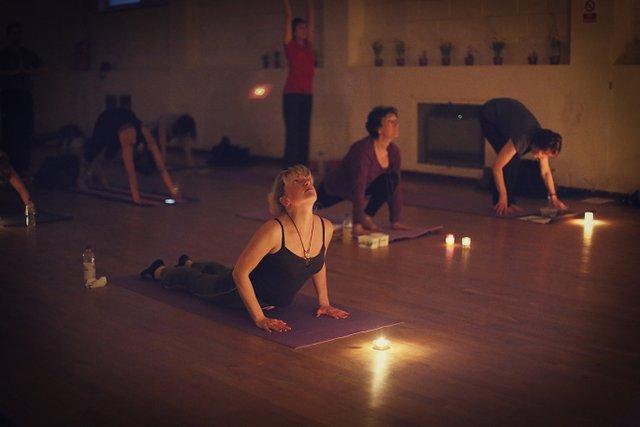 yoga mala sun salutation