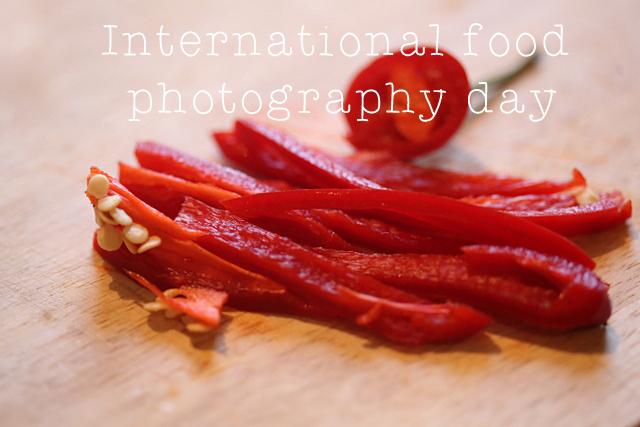 International food photography day