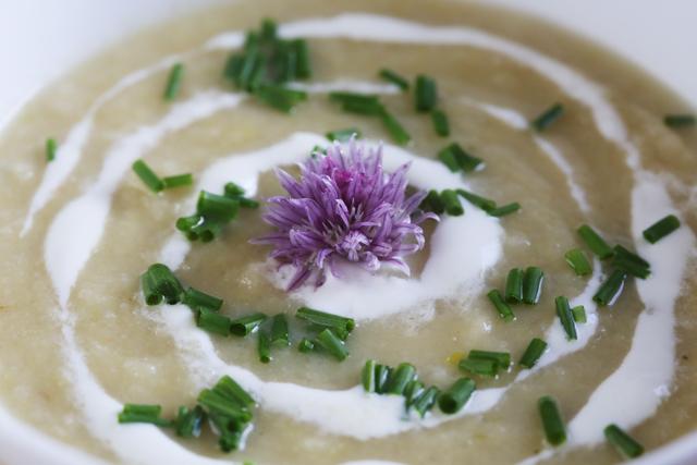 cauliflower soup small