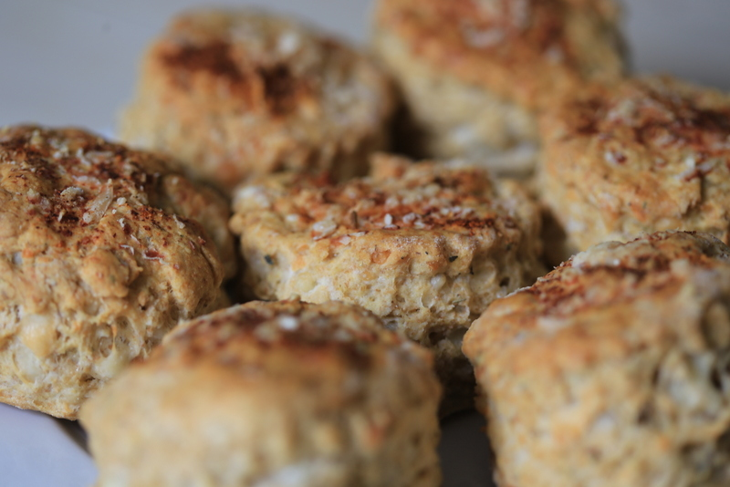 Herby cheese scones (11)