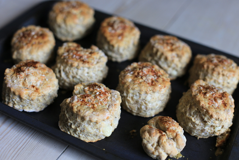Herby cheese scones (2)