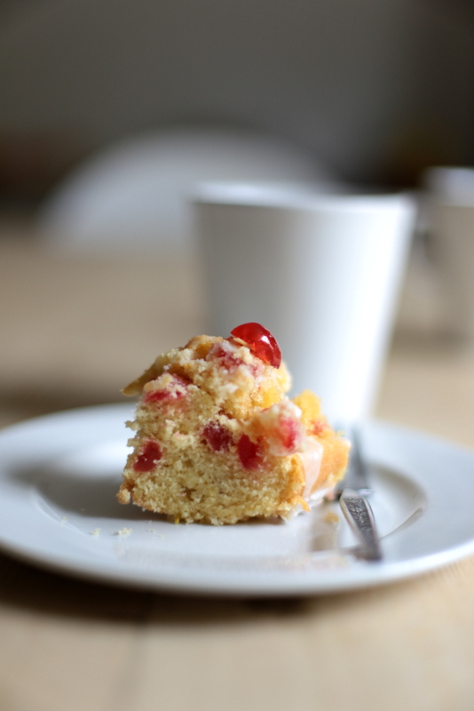 Mary Berry's cherry cake (7)