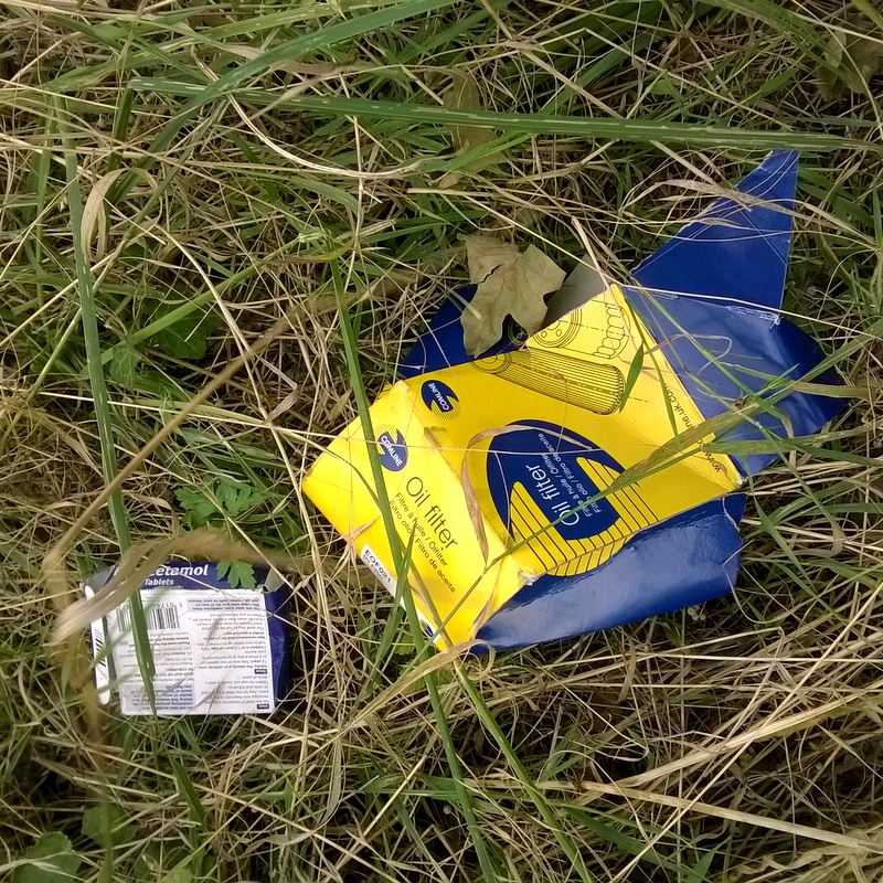 Verge rubbish (2)