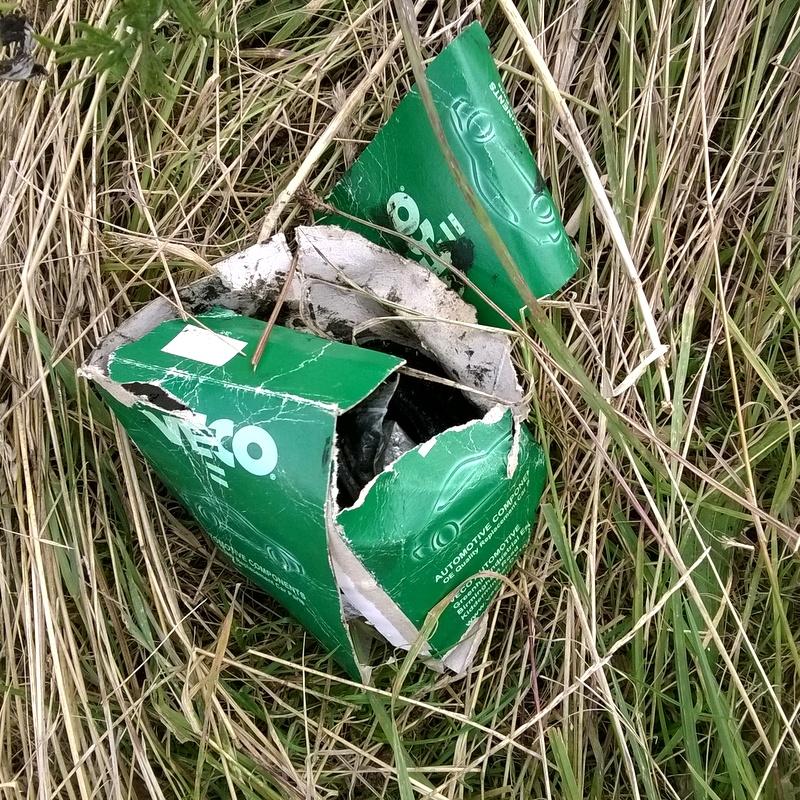 Verge rubbish (31)
