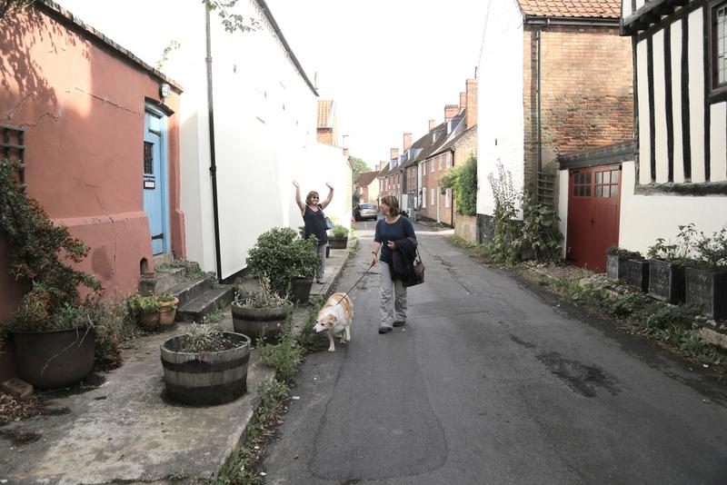 Three go mad in Reepham (52)