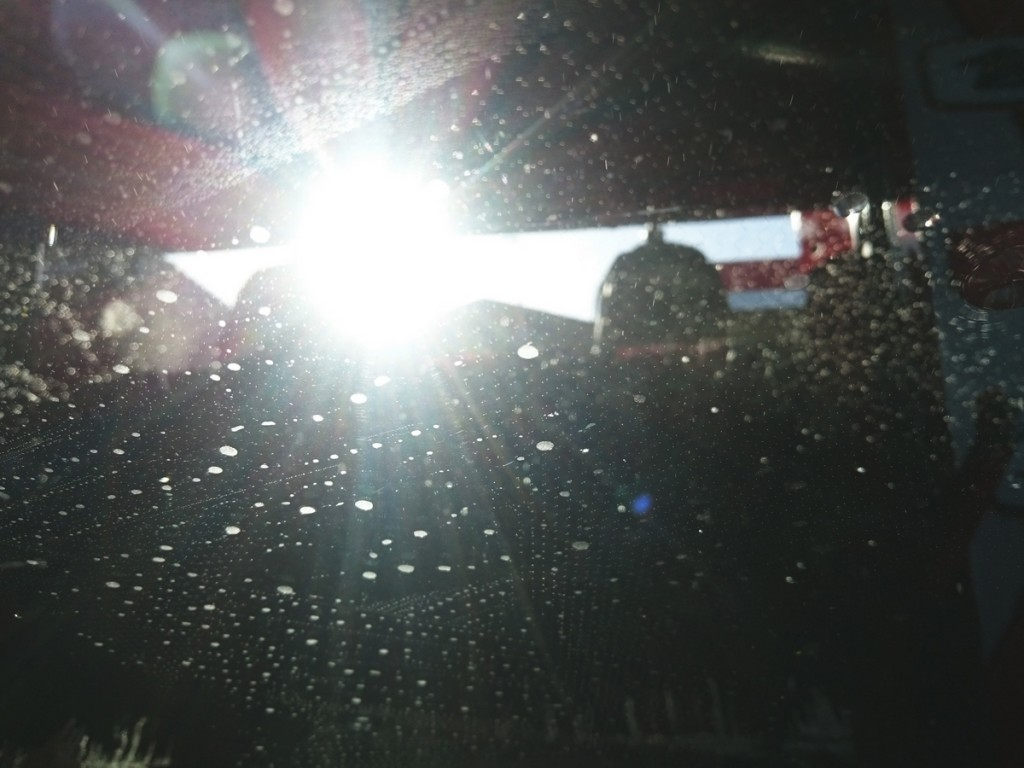 At the car wash (10)