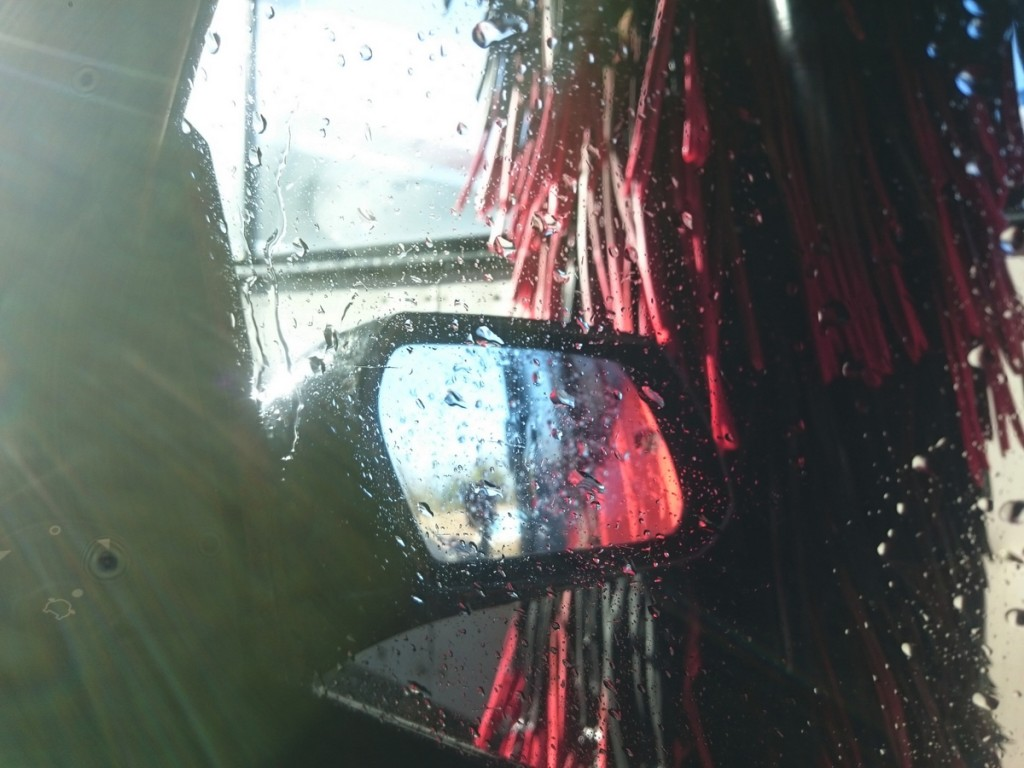 At the car wash (19)