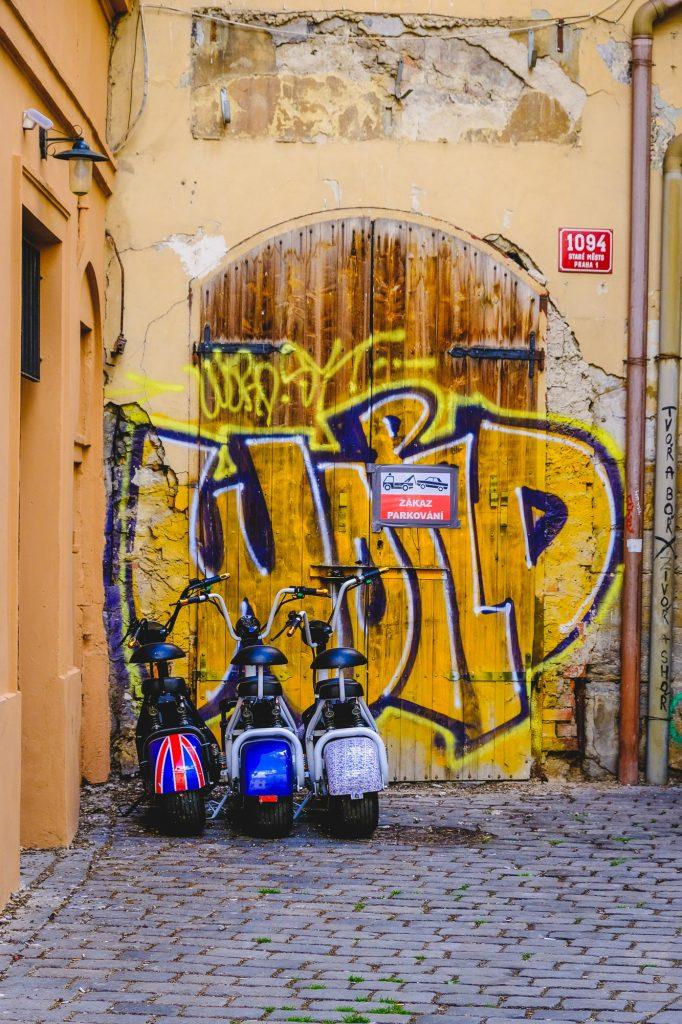 Prague 9 May-18